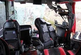 ۱۰ کشته بر اثر واژگونی اتوبوس در جمهوری چک