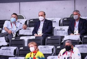 داورزنی: تیم ملی والیبال واقعی ایران را در المپیک می بینند