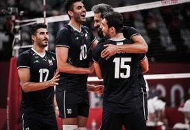 برنامه مسابقات ایرانیها در روز سوم المپیک ۲۰۲۰ / والیبال به دنبال دومین برد