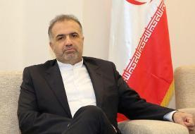 سفیر ایران در مسکو: به علت کمبود تولید واکسن کرونا، روسیه به هیچ کشوری واکسن ارسال نمیکند