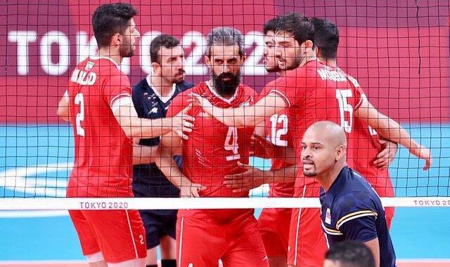 برنامه مسابقات روز سوم ورزشکاران ایران/ کار آسان والیبال در خلوتی