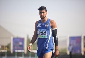 شوک به کاروان ایران در توکیو / تست کرونای دونده ایرانی مثبت شد / پیرجهان المپیک را از دست داد