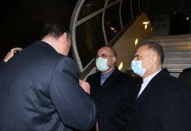 قالیباف آخر این هفته به سوریه می رود