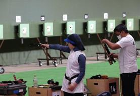 نتایج ایران در چهارمین روز المپیک ۲۰۲۰/ روز بدون مدال برای تیراندازان