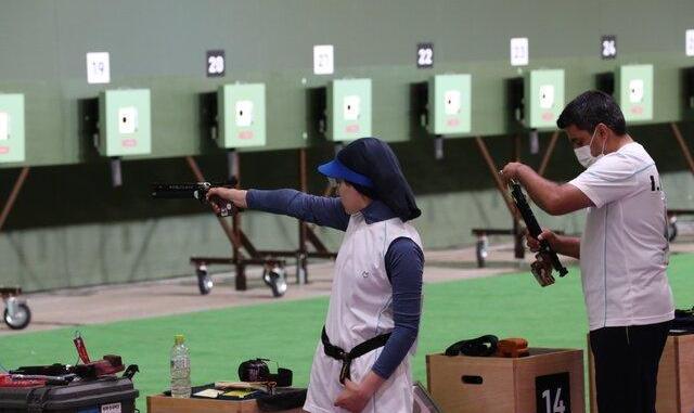 نتایج ایران در چهارمین روز المپیک ۲۰۲۰