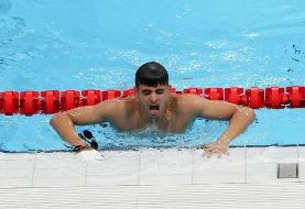 رکوردشکنی بالسینی در المپیک توکیو