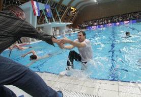 اتفاق جالب توجه؛ رقابت یک پدر و پسر در المپیک توکیو