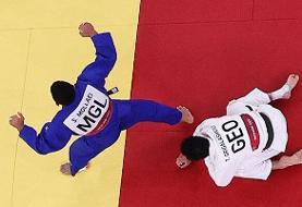 سعید ملایی فینالیست المپیک شد