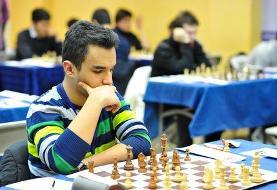 طباطبایی در جمع ۸ شطرنجباز برتر جهان
