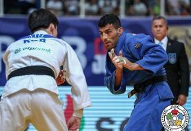 سعید ملایی به مدال نقره المپیک رسید