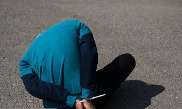 دستگیری سارقان تصادف های ساختگی