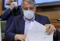 محسن هاشمی: تعداد فوتی های روزانه کرونا در تهران از مرز ۱۵۰ نفر عبور کرده