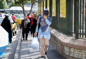 تهران از فردا خنک میشود|  کیفیت قابل قبول هوای پایتخت