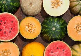 هندوانه یا خربزه: کدام را بخوریم؟