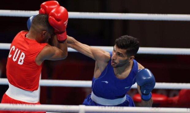 (ویدیو) حذف فوقالعاده تلخ دانیال شهبخش از المپیک