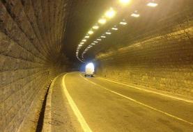 طولانیترین تونل جادهای خاورمیانه فردا افتتاح میشود