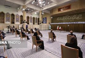 بازتاب بیانات رهبری در آخرین دیدار دولت دوازدهم در رسانههای خارجی