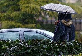 بارش پراکنده باران در برخی مناطق کشور از هفته آینده