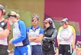 نتایج ورزشکاران ایران در ششمین روز بازیهای المپیک ۲۰۲۰