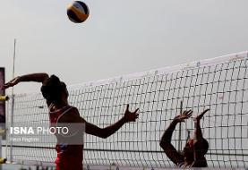والیبالیستهای ساحلی ناشنوا اعزامی به لهستان مشخص شدند