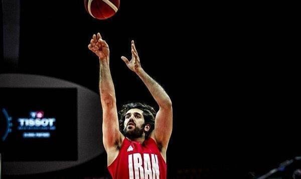 زمان خداحافظی کاپیتان  تیم ملی بسکتبال مشخص شد