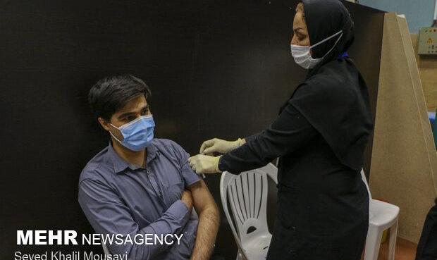 پیش بینی صد هزار دز واکسن برای خانواده بزرگ حمل و نقل عمومی