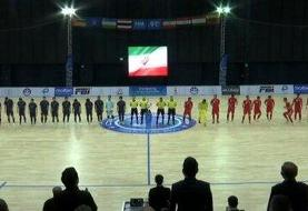 تیم فوتسال ایران قهرمان تورنمنت تایلند شد