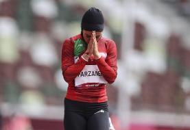 فرزانه فصیحی در میان ۵۴ شرکتکننده در رده ۵۰ المپیک قرار گرفت