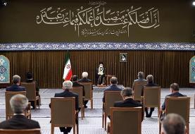 معزی: تاخیر عامدانه روحانی در جلسه با رهبر معظم انقلاب صحت ندارد