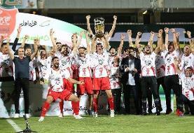 حس کاپیتان پرسپولیس پس از قهرمانی   پاسخ سیدجلال به شایعه خداحافظی از فوتبال