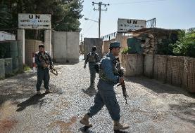 ادامه جنگ در نزدیکی شهر هرات؛ دفتر سازمان ملل برای دومین بار هدف حمله ...