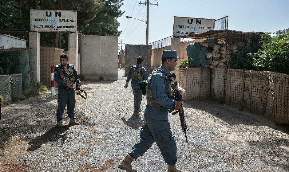 دفع حملات طالبان به سه شهر بزرگ افغانستان
