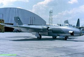 کانبرا پیآر.۹؛ هواپیمای شناسایی انگلیسی با دماغهای متفاوت و عجیب! (+عکس)