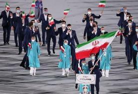 جدول المپیک در روز نهم؛ ایران به رده چهلم سقوط کرد / فرار بزرگ چین در صدر جدول