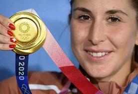 بنچیچ فاتح تنیس زنان المپیک شد