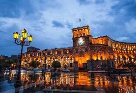 فاصله تبریز تا ارمنستان چقدر است؟