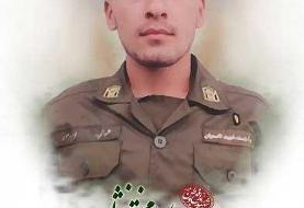 شهادت سرباز ناجا با ضربات چاقوی یک شرور (+ عکس)