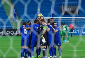 درخواست باشگاه الهلال از فدراسیون عربستان برای بازی با پرسپولیس