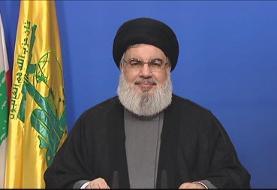 پیام سیدحسن نصرالله در آستانه ورود تانکرهای سوخت ایرانی به لبنان