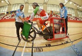 نبود دوچرخه مشکل تنها نماینده ایران در پارالمپیک توکیو