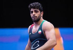 المپیک توکیو | صعود دومین فرنگی کار ایران به یک چهارم | برتری قاطع محمد هادی ساروی