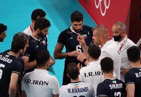 افسوس بزرگ برای والیبال ایران | حذف زودهنگام شاگردان آلکنو از المپیک با شکست برابر ژاپن