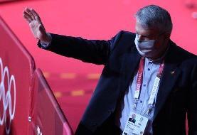 دفاع رئیس کمیته ملی المپیک از شاگردان الکنو | والیبال ایران در مسیر رشد و توسعه قرار داد