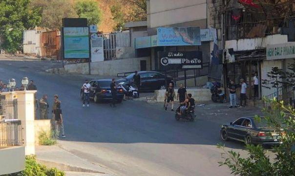 فیلم لحظه ترور عضو حزب الله لبنان در جشن عروسی/ سه عضو حزب الله و دو نفر دیگر در حمله به مراسم تدفین در بیروت کشته شدند