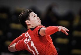 فدراسیون جهانی والیبال: نیشیدا مقابل ایران ایستادگی کرد تا ژاپن به ...