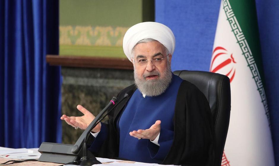 روحانی: من از پروژه ها تعریف میکنم، تلویزیون میگوید رییسجمهور از ...