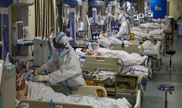 فوت ۳۴۴ بیمار کرونایی در شبانه روز گذشته/ ۶۷۰۷ نفر در ICU هستند