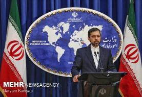 اقدامات تروریستی نمیتواند برعزم سوریه درایجاد ثبات خللی وارد کند
