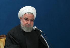 حسن روحانی درگذشت علامه حسن زاده آملی را تسلیت گفت