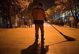 مشهد/ فوت یک پاکبان در حین انجام وظیفه